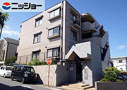 フォレスタ社が丘[3階]の外観