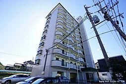 福岡県北九州市八幡西区東折尾町の賃貸マンションの外観