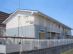 グリ-ンコ-ト1番館[1階]の外観