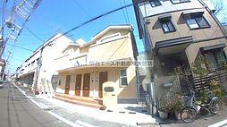 メゾンソレイユ長栄寺[102号室]の外観