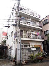 坂田マンション[4階]の外観