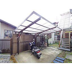 静岡県静岡市清水区桜橋町の賃貸アパートの外観