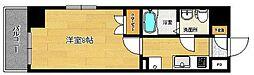 リファレンス博多[4階]の間取り