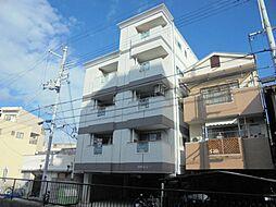 駒川駅前ビル[5階]の外観