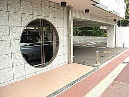 福岡県福岡市中央区梅光園2丁目の賃貸マンションの外観