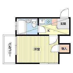 菊名駅 4.0万円