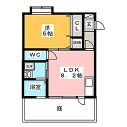 一ツ木駅 6.0万円
