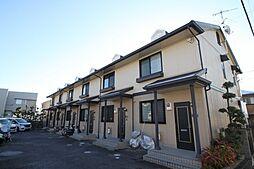 [タウンハウス] 大阪府箕面市新稲5丁目 の賃貸【/】の外観