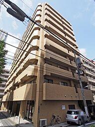 ライオンズマンション新宿東公園[2階]の外観