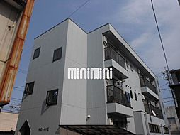杉庄ハイツII[2階]の外観