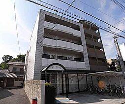 京都府京都市北区鞍馬口通新町東入長乗西町の賃貸マンションの外観