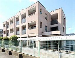 埼玉県北本市西高尾5丁目の賃貸マンションの外観