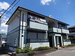 兵庫県三木市上の丸町の賃貸アパートの外観