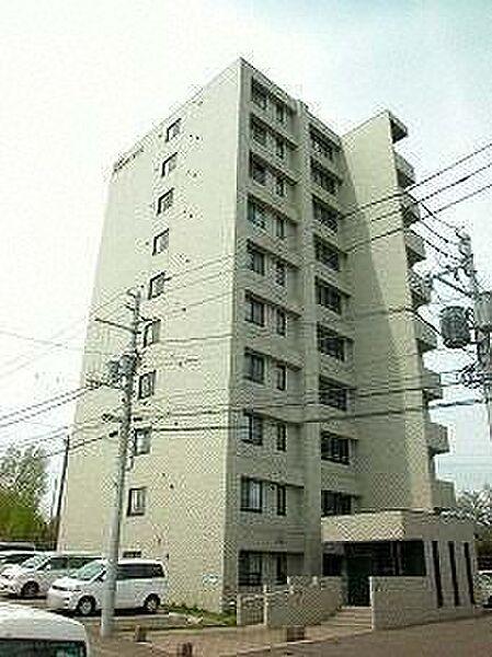 コーポライジングサン 3階の賃貸【北海道 / 札幌市厚別区】