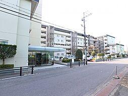コープ野村江坂台[6階]の外観
