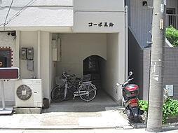 コーポ美鈴[4階]の外観