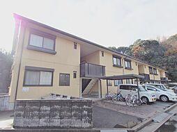 広島県広島市安佐南区緑井3丁目の賃貸アパートの外観