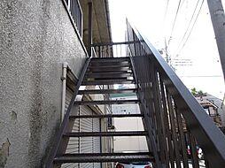 みなみ荘[2階]の外観