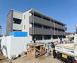仮)アンプルールフェール上山様邸共同住宅新築工事[102号室]の外観
