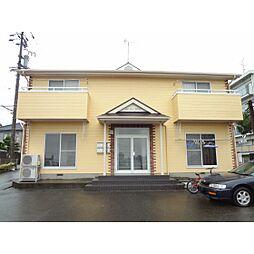 静岡県浜松市中区成子町の賃貸アパートの外観