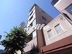 深澤ビル・モンベルトアロード[501号室]の外観