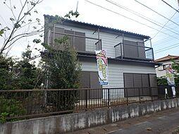 松本アパート[101号室]の外観