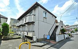 神奈川県相模原市南区御園1丁目の賃貸アパートの外観