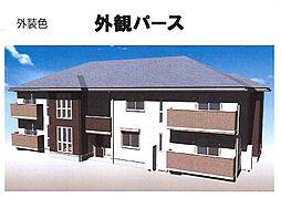 (仮)D−room 渚本町[2階]の外観