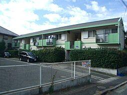 福岡県北九州市小倉北区足立3丁目の賃貸アパートの外観