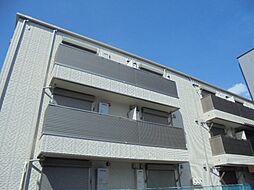 埼玉県さいたま市岩槻区東岩槻1丁目の賃貸アパートの外観