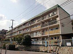 広島県広島市西区己斐上4丁目の賃貸マンションの外観