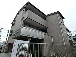 Jクレスト総持寺[1階]の外観