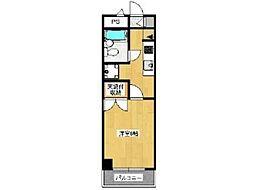 マンション堀辺[2階]の間取り