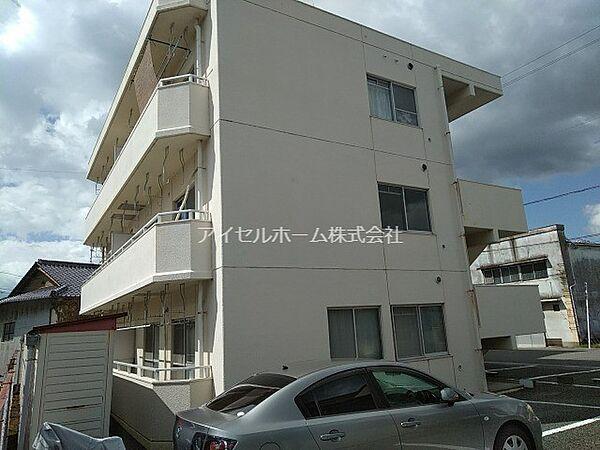 広島県呉市広中新開3丁目の賃貸マンション