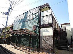 サニーコーポ岡崎[207号室号室]の外観