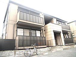 埼玉県さいたま市西区三橋5丁目の賃貸アパートの外観