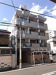 ロータリマンション平代町[1階]の外観