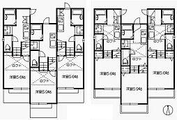 隠れ家(KAKUREGA)[2階]の間取り