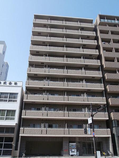 幸田マンション幸町(旧:アルティス幸町)[0501号室]の外観