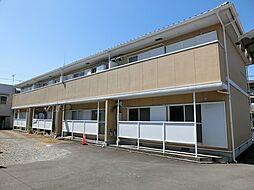 静岡県駿東郡清水町徳倉(上徳倉、下徳倉、外原)の賃貸アパートの外観
