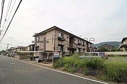 福岡県太宰府市観世音寺1の賃貸アパートの外観