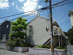 グランデール栃尾A棟[2階]の外観