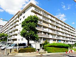 狭山ハウス3号館[6階]の外観