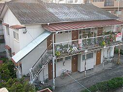 松葉アパート西棟[13号室]の外観