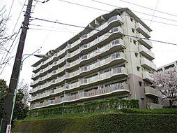 URアーバンラフレ虹ヶ丘東1号棟[3階]の外観