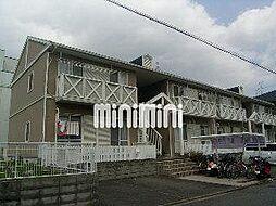 ファミール小松原[2階]の外観