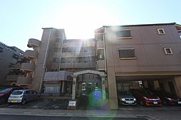 愛知県名古屋市名東区高社1丁目の賃貸マンションの外観