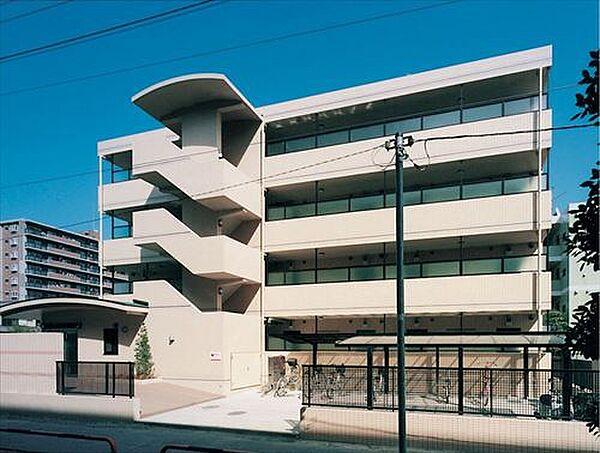 学生用 メゾンチェリーフィールドIII[4階]の外観