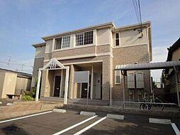 愛知県名古屋市西区大野木5丁目の賃貸アパートの外観