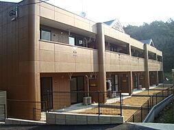 山口県宇部市開2の賃貸アパートの外観